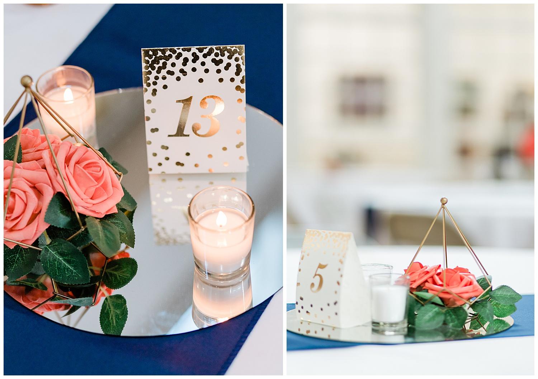 Wedding Reception Details - Virginia Wedding Photographers