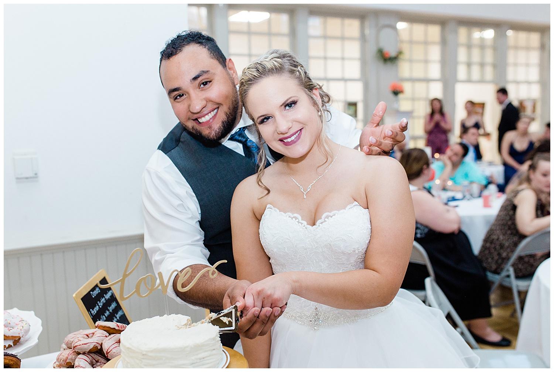 Wedding Reception - Virginia Wedding Photographers