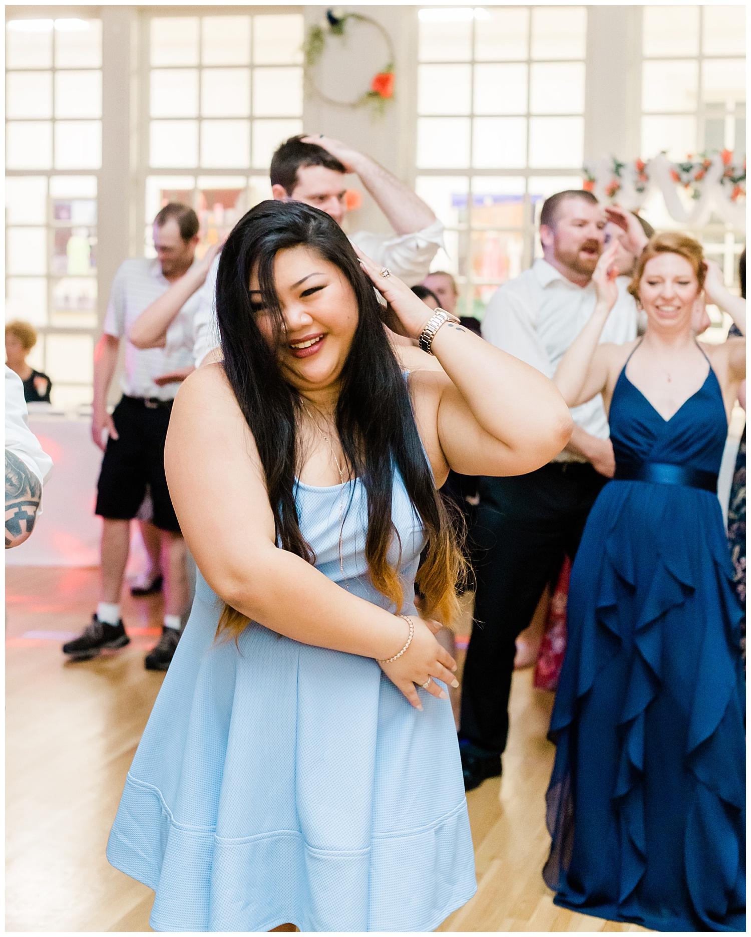 Montpelier Center for the Arts Wedding Reception - Virginia Wedding Photographer