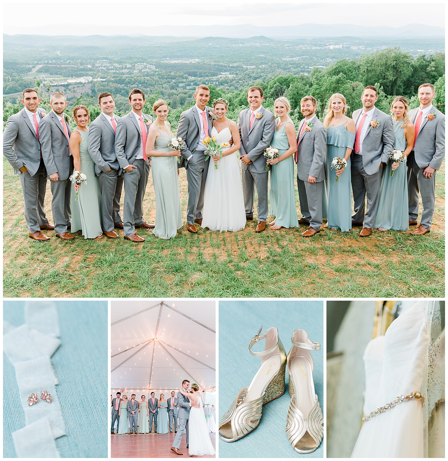 Carter Mountain Wedding Photographer
