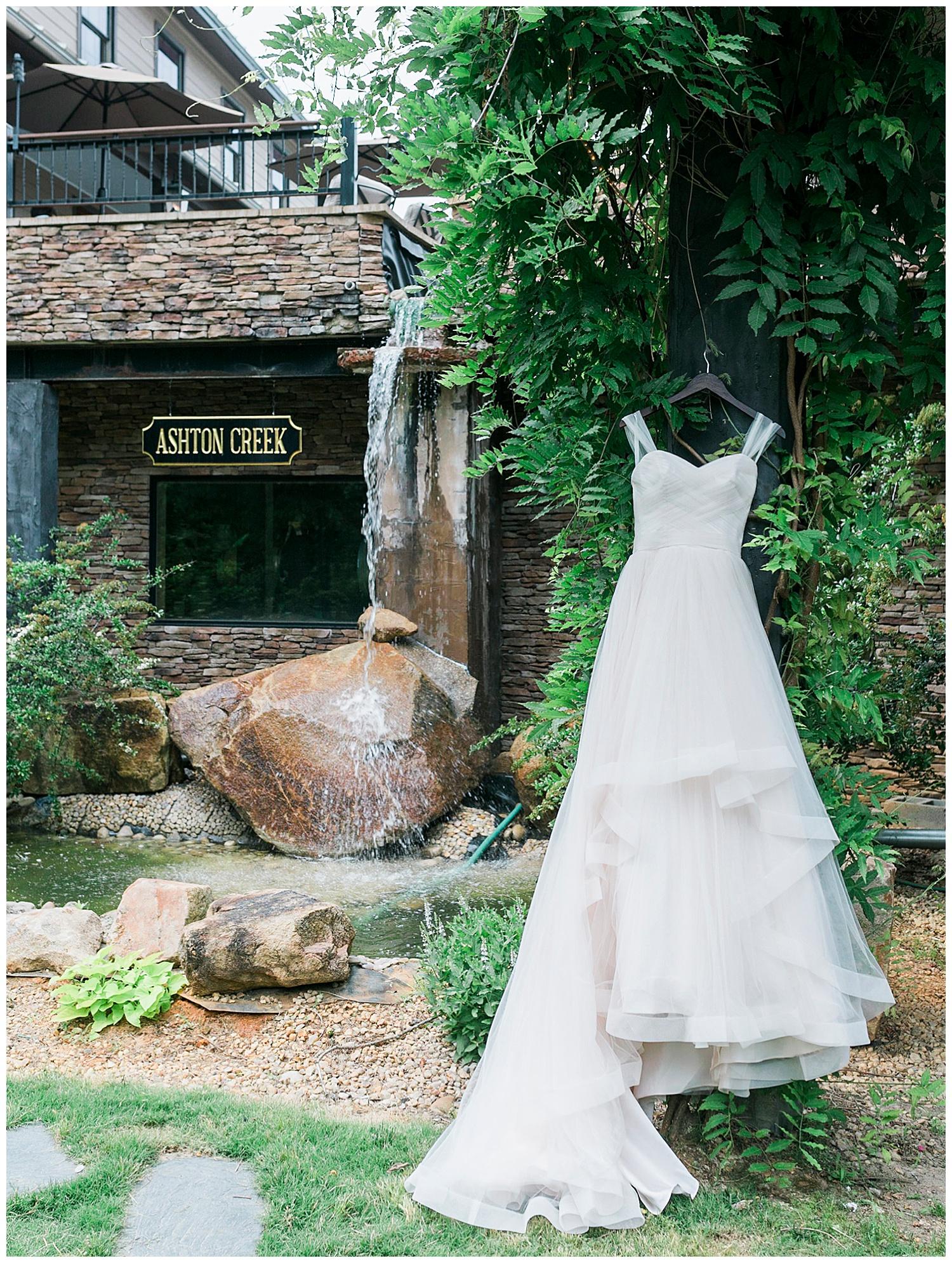Justin Alexander Ball Gown |  Blush Pink Wedding Gown | Virginia Wedding Photographer