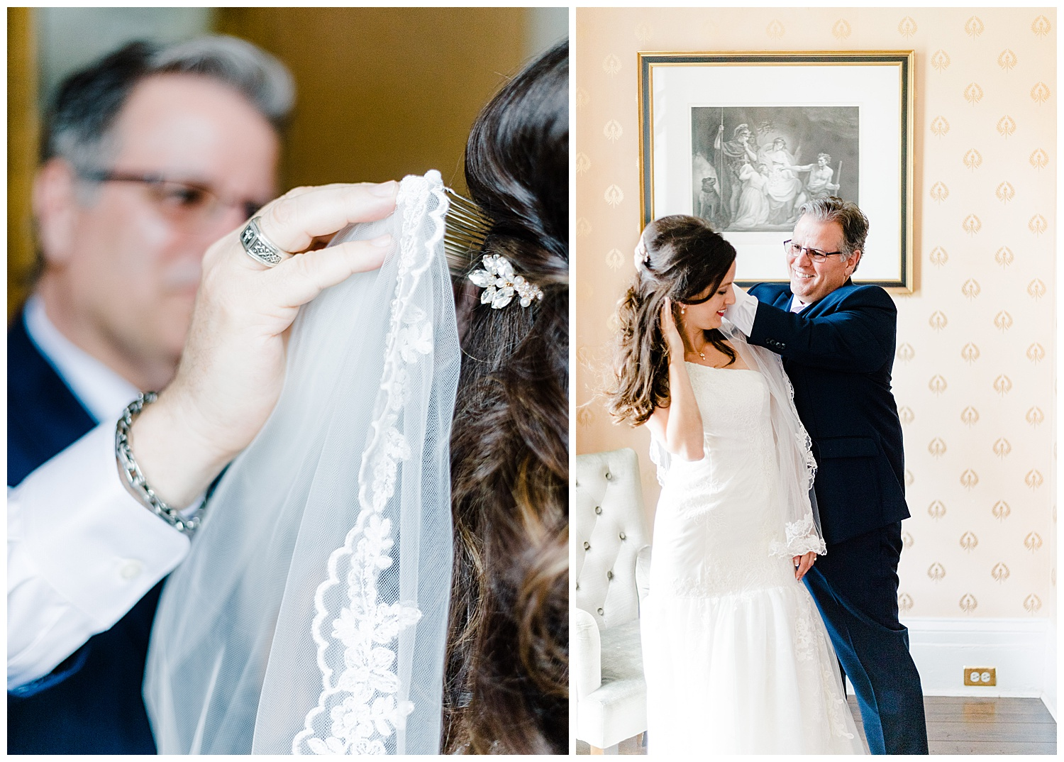 Linden Row Inn Wedding Photos | Richmond Wedding Photographer