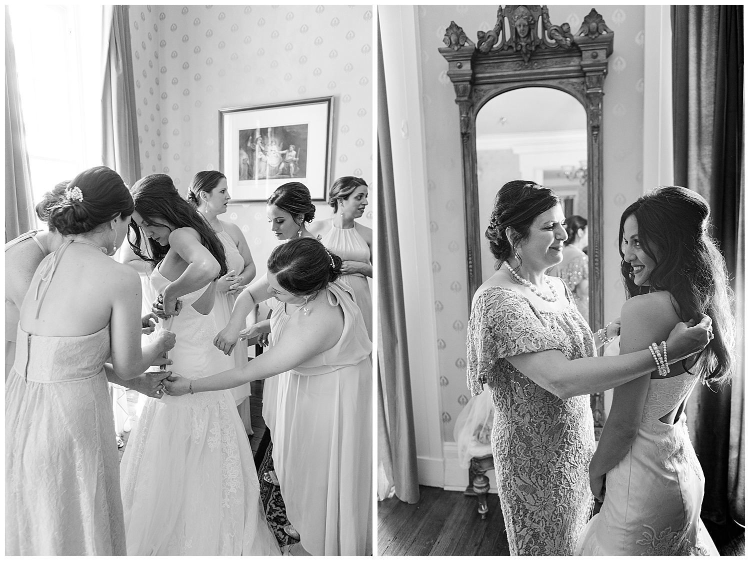 Linden Row Inn Wedding Photos | Virginia Wedding Photographer