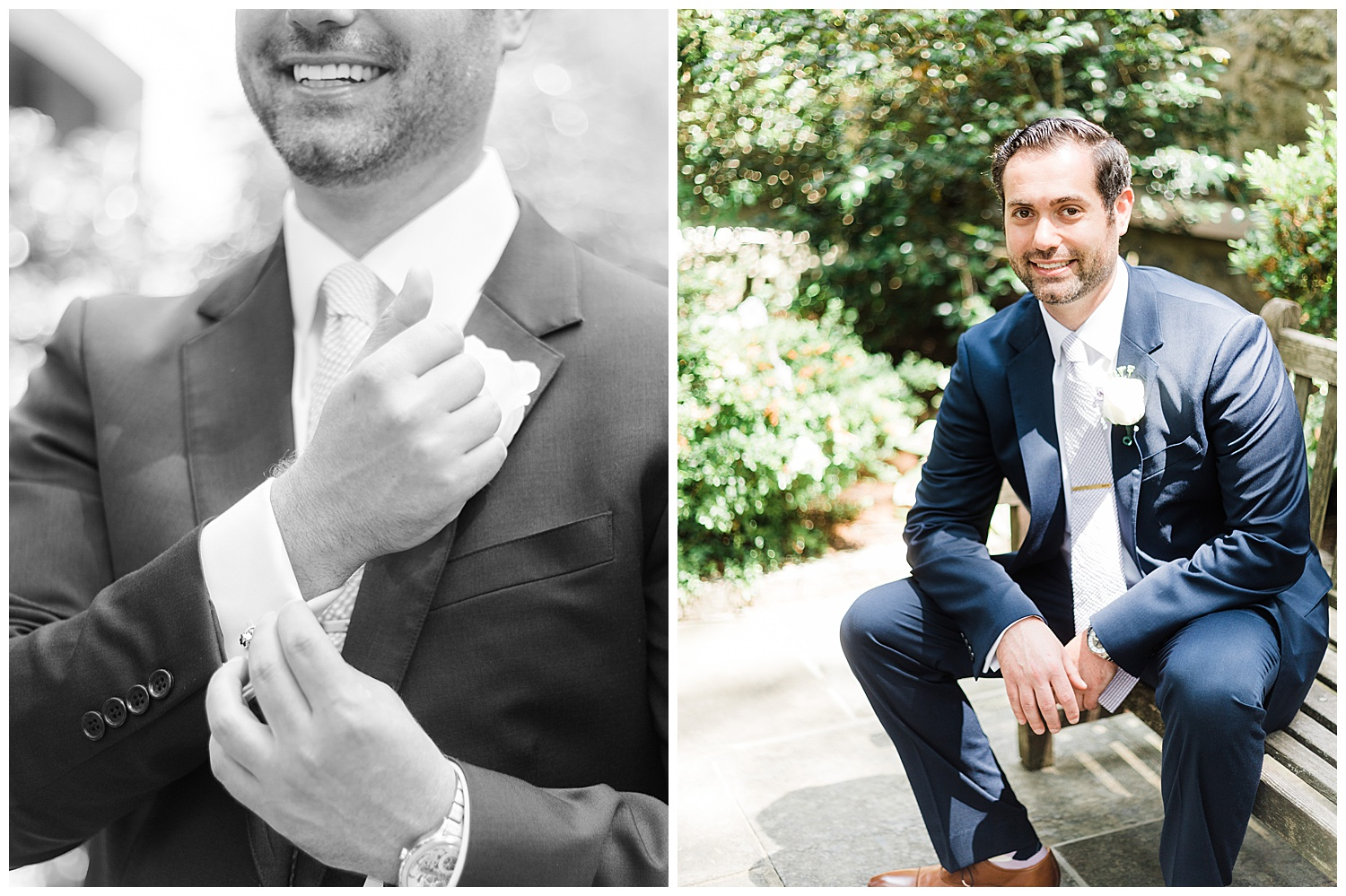 St. Stephen's Episcopal Church | Richmond Wedding Photographers