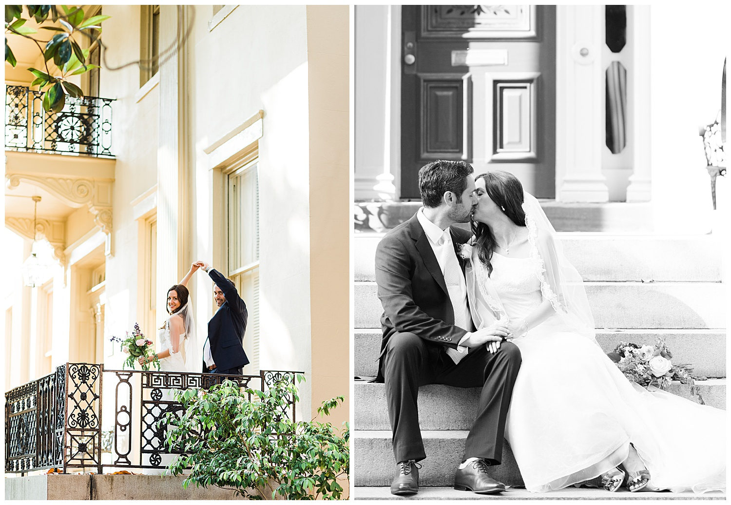 The Garden Club of Virginia Wedding Photos | Richmond Wedding Photographer