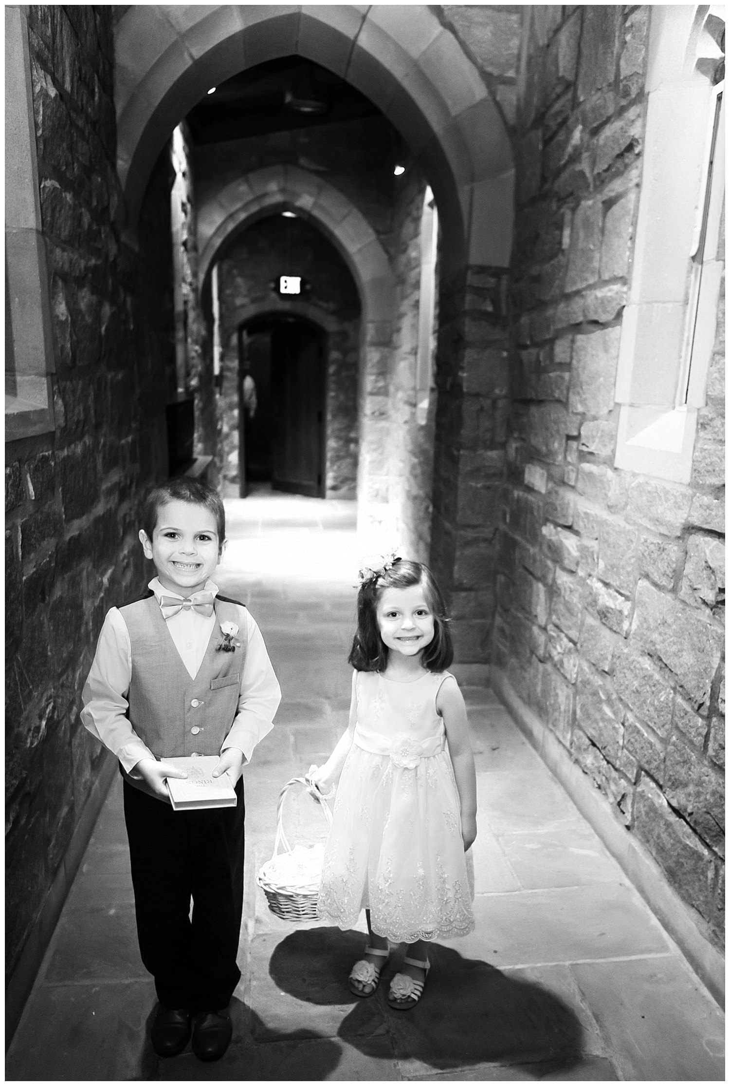 St. Stephen's Episcopal Church Wedding Photos | Richmond Wedding Photographer
