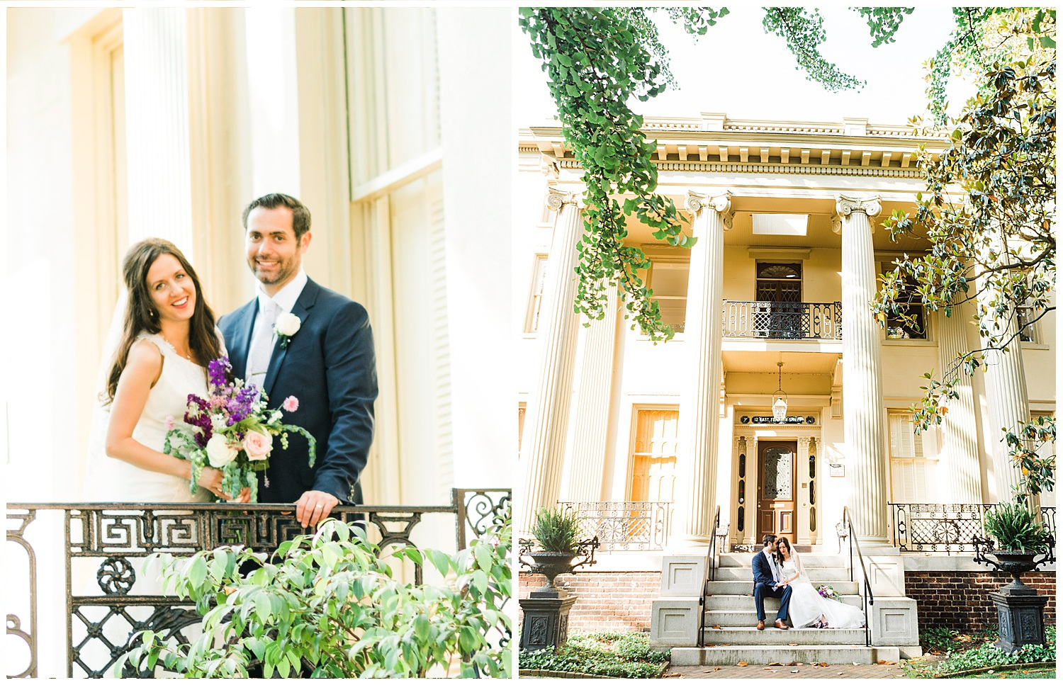 Garden Club of Virginia Wedding Photos | Richmond Wedding Photographer