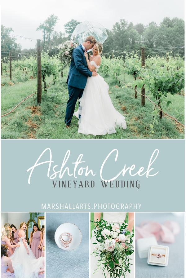 Ashton Creek Vineyard Wedding | Virginia Wedding Photographer