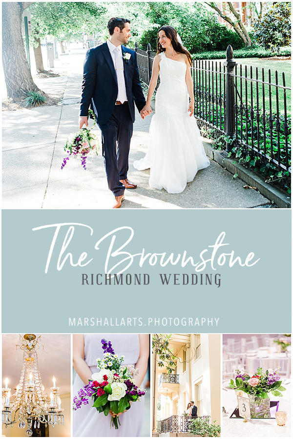 The Brownstone RVA - Richmond Wedding Photographer