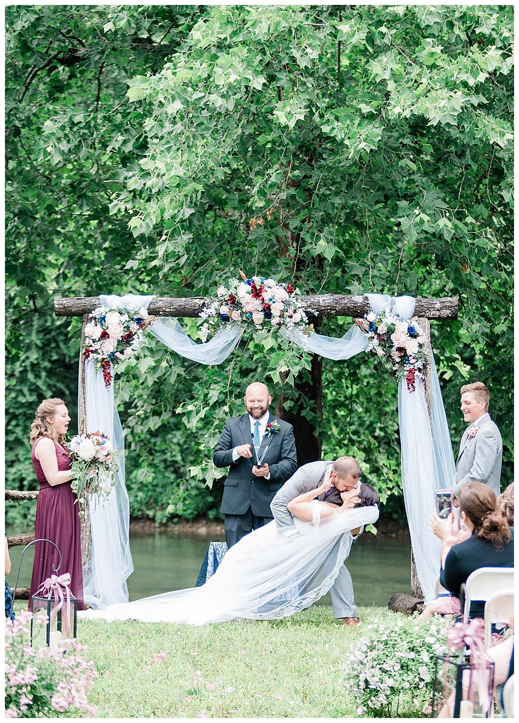 River Uplands Farm Wedding | Virginia Wedding Photographer