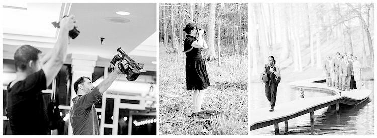 Why do I need two photographers at my wedding? | Richmond Wedding Photographers