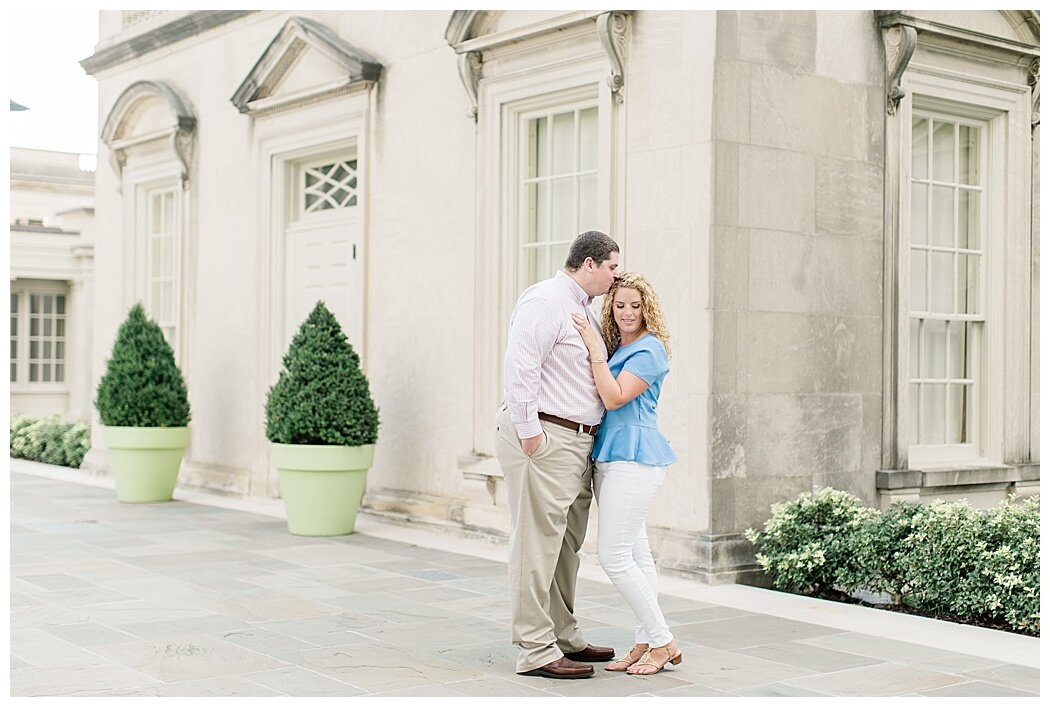 VMFA Engagement Session | Richmond Engagement Photographers