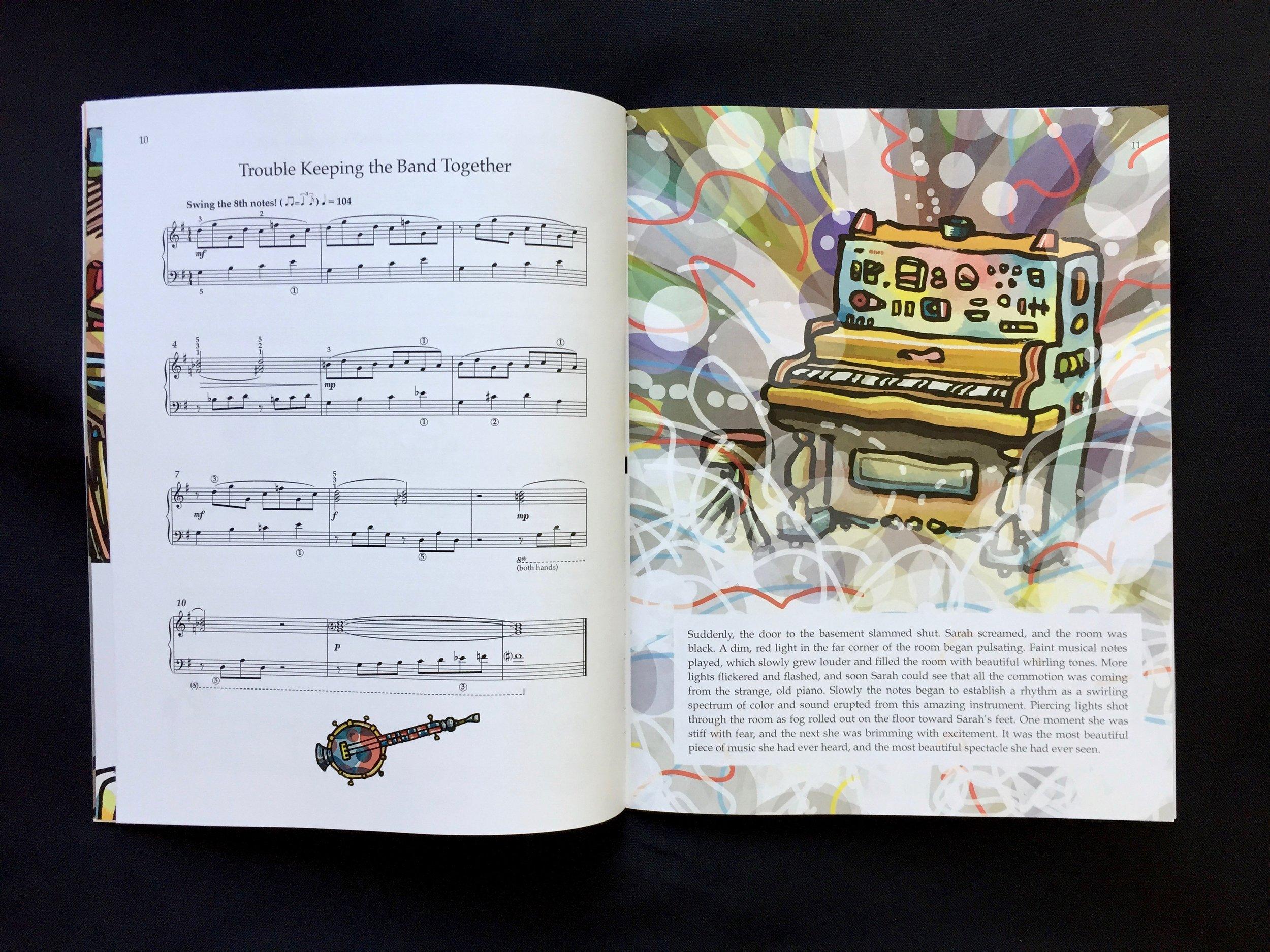 The Magic Piano!