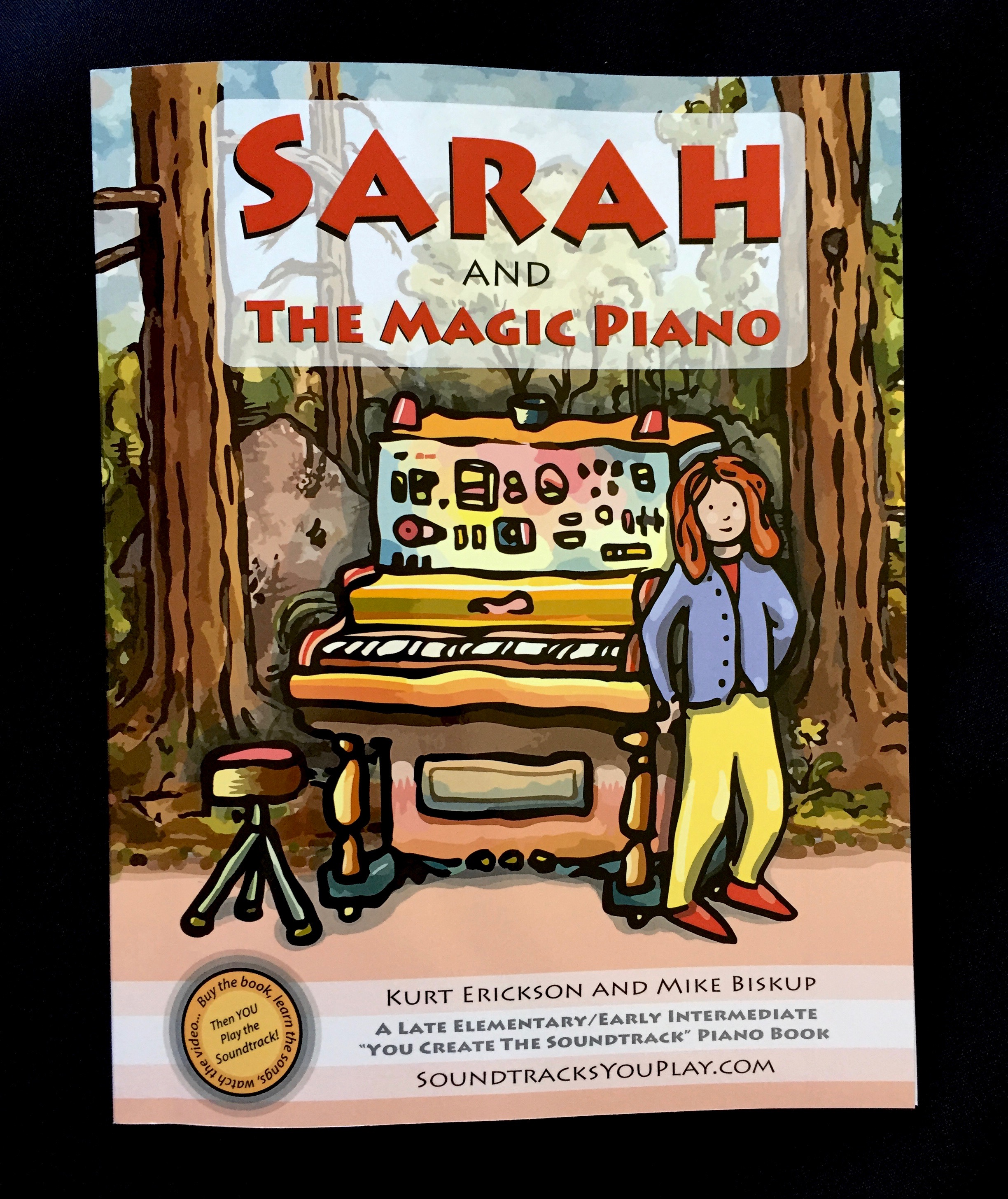 The first book in a series of super creative musical expeditions to help keep young music learners engaged, inspired, and entertained all at once.
