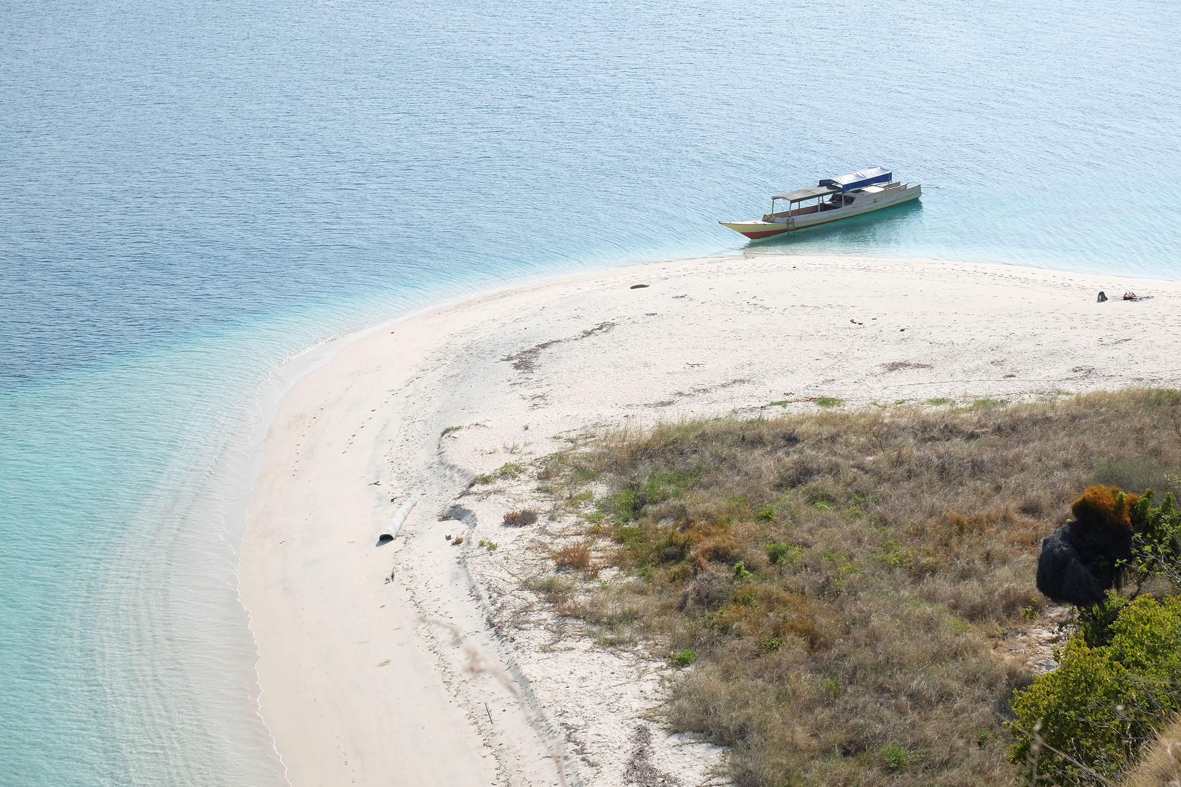 Extend 2Days for Riung Island hopping -