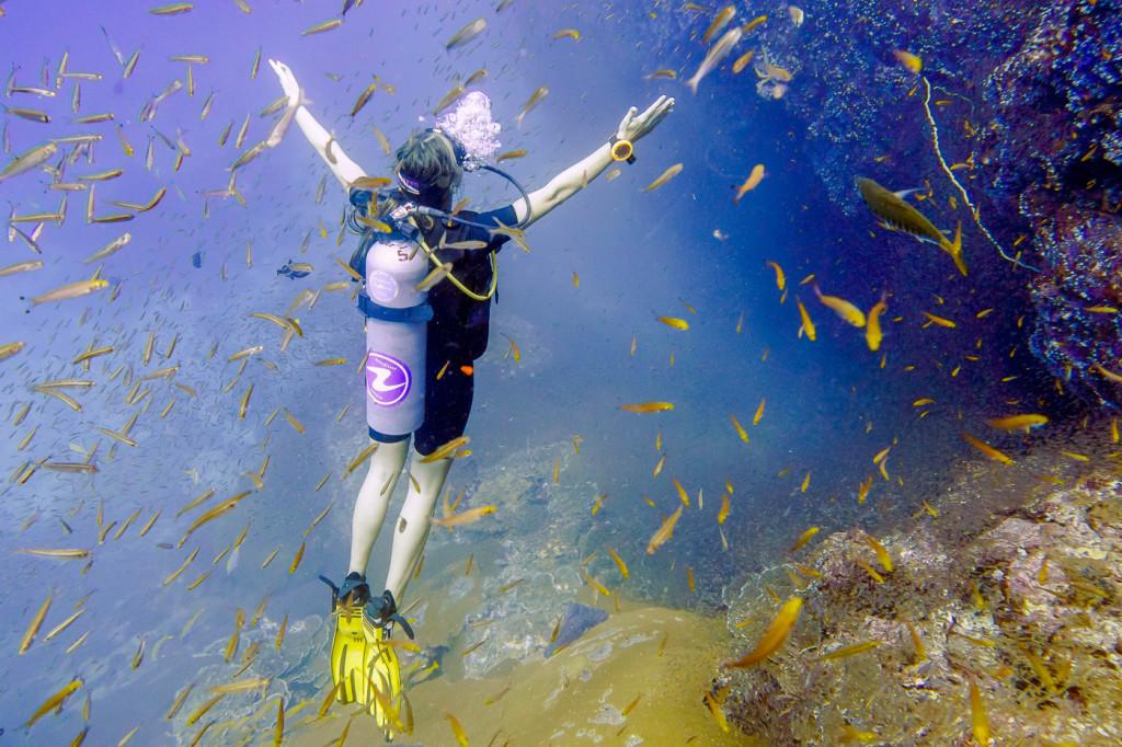 Similans & Richlieu Islands Liveaboard -