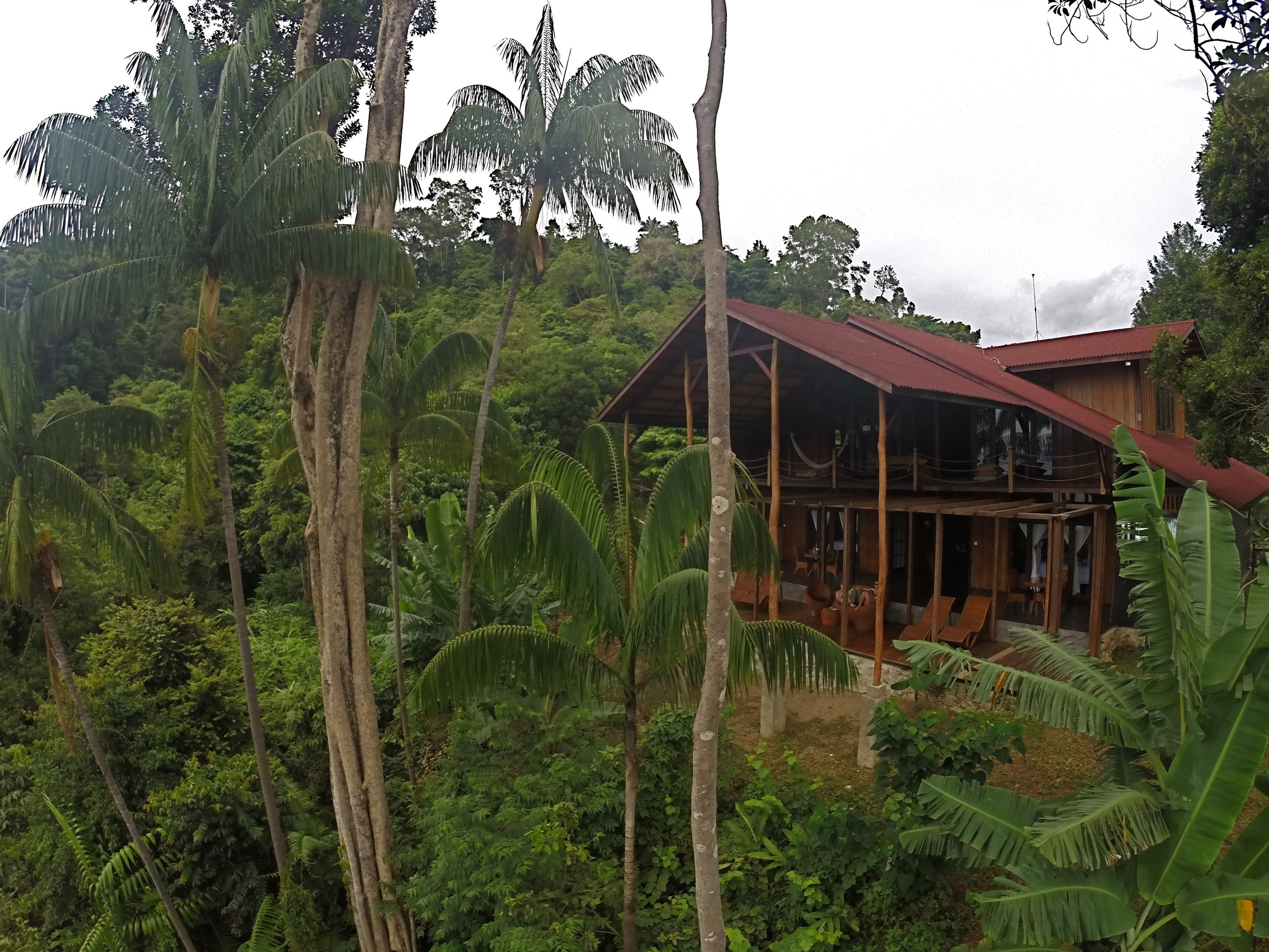 central sumatra -