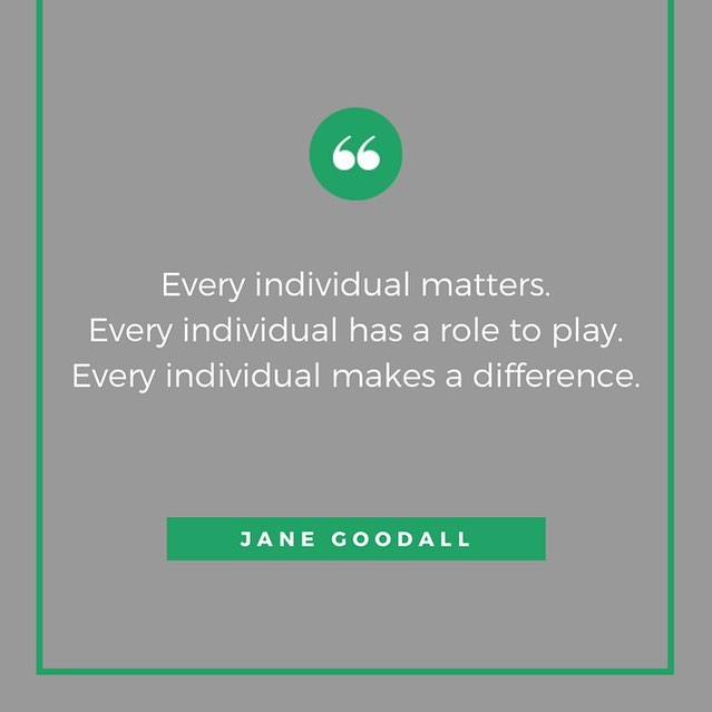 Happy Birthday Jane Goodall. You are magic.  If you haven't yet, Reasons for Hope is a MUST READ. . . . #janegoodall #janegoodallquotes #conservation #awareness #knowledgeispower  #drjanegoodall