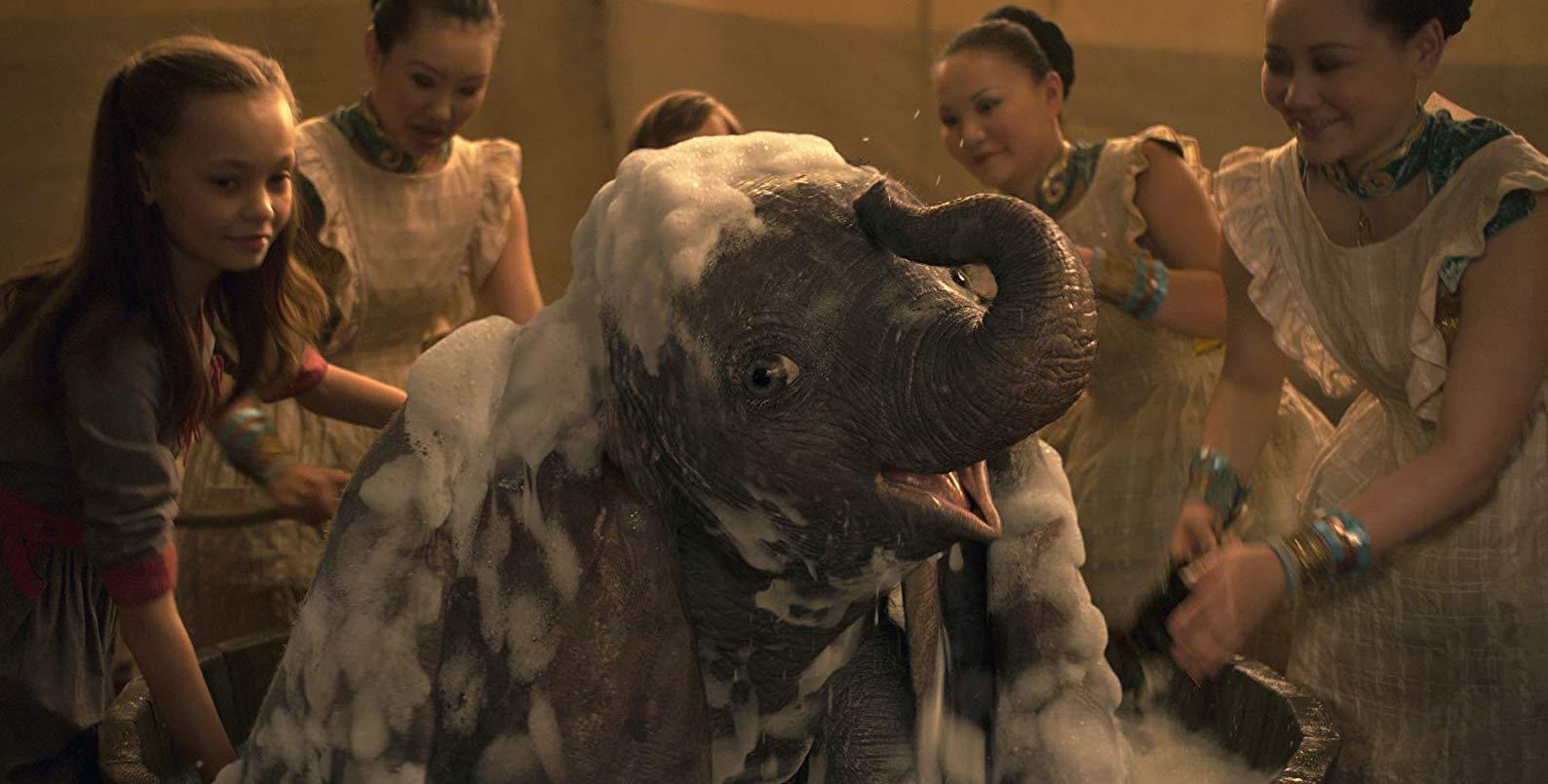 Dumbo (2019) - dir. Tim Burton