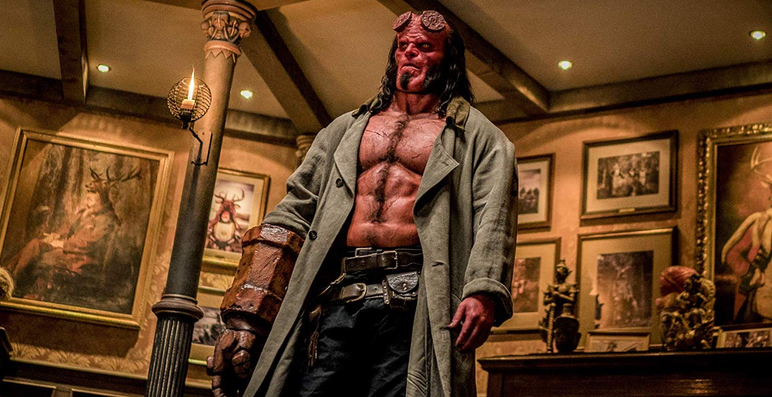 Hellboy - dir. Neil Marshall