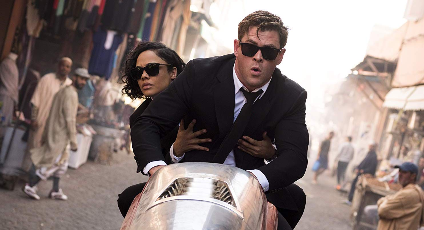 Men In Black: International - dir. F. Gary Gray