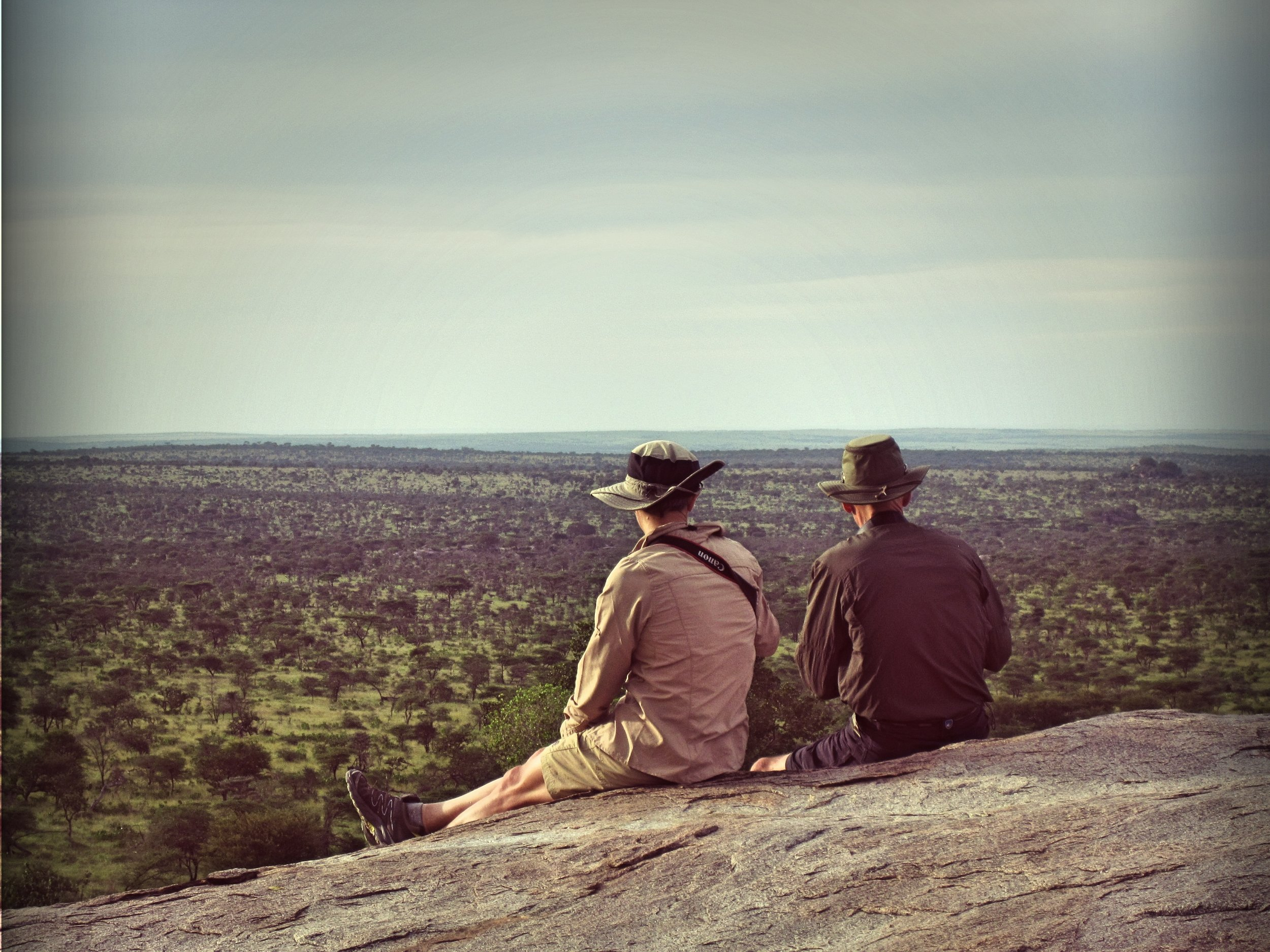 PRIvate - The true 'high-end' safari is not about luxury, but about experience, exclusivity and guiding. On this expedition, the camp, vehicles, guides (and entire wilderness!) are private to just your group. You are never mixed with other people. This is the way of the original safari.