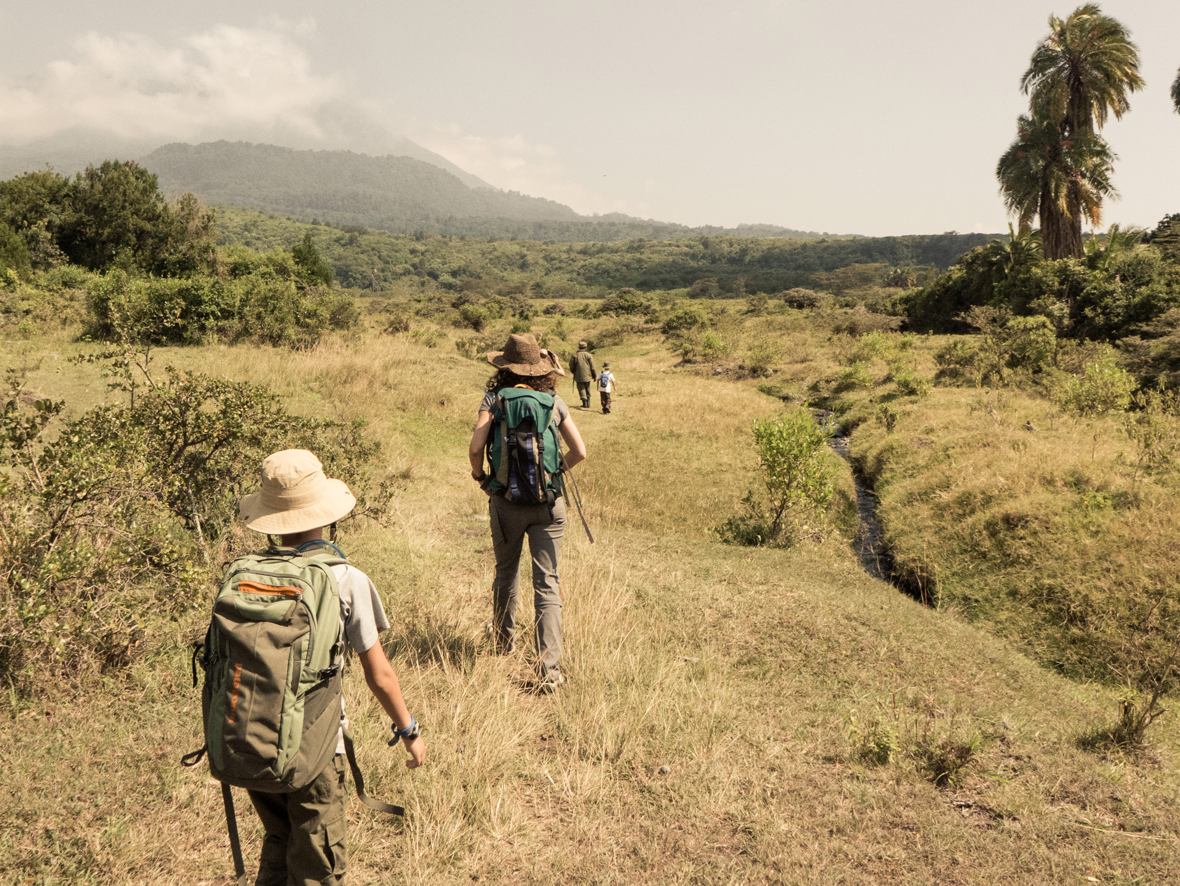 trips are tailor-made - All trips are private and tailor-designed to the specific group.A minimum of only 2 people is required to book your own private Traverse. Families are welcome.