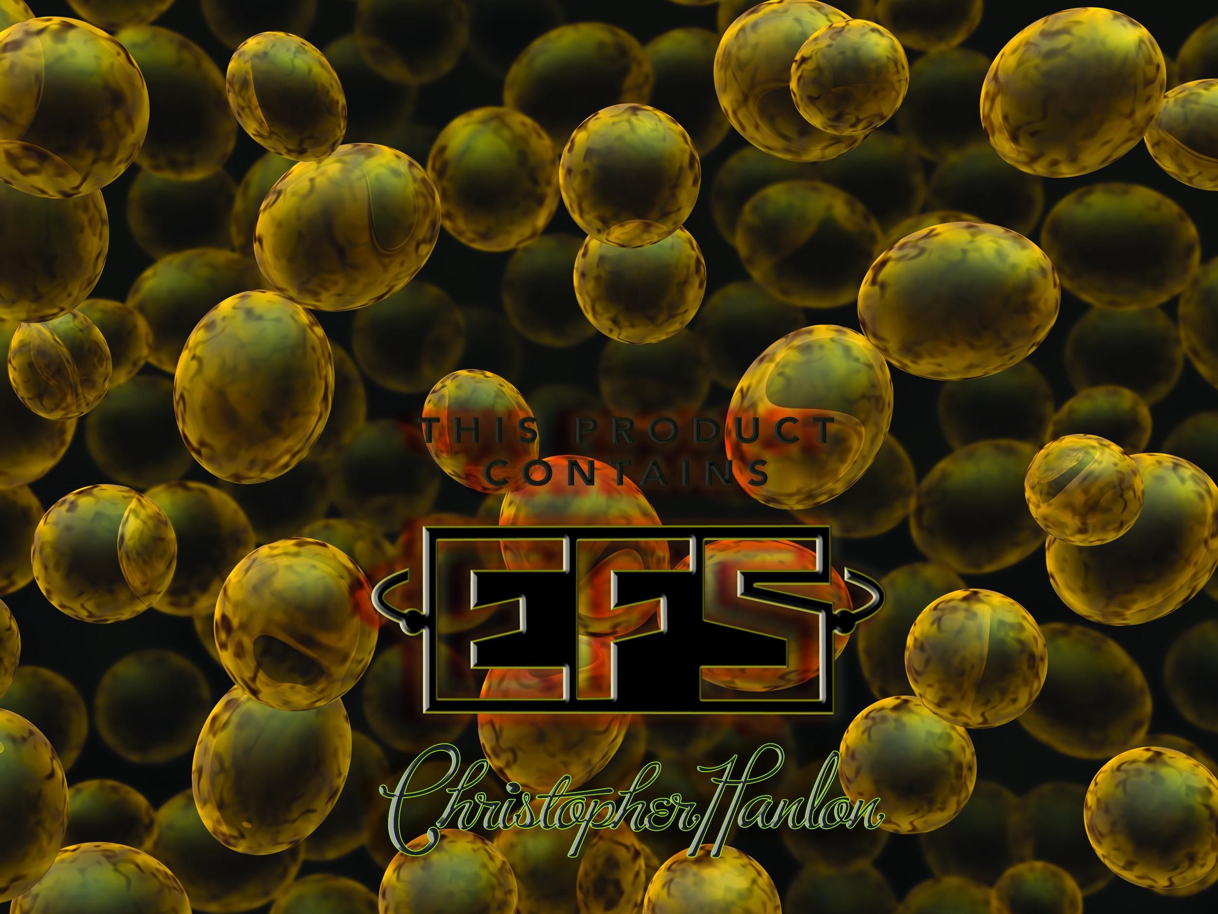 EFS® IS THE MNEMONIC FOR mÉthode ÉlectromagnÉtique FERMENTED SERUM. ALOE VERA IS FERMENTED WITH SKINCARE PROBIOTICS.