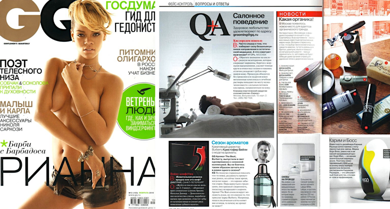 IT WAS A HOP, SKIP + JUMP INTO THE PAGES OF GQ RUSSIA FOR THE AUSSIE SKIPPER FROM SYDNEY, SIGNING A DEAL IN RUSSIA.