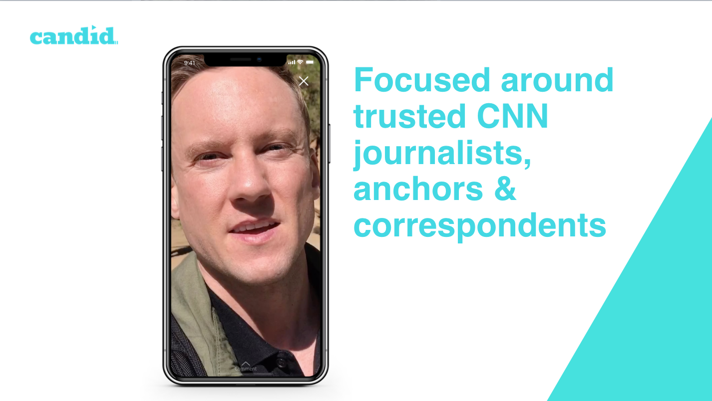 Using selfies to report will appeal to a larger audience as it centers around the journalist more, which leads to a deeper connection with the news reported as they interact with the environment, and it is relevant to today's technological trend.