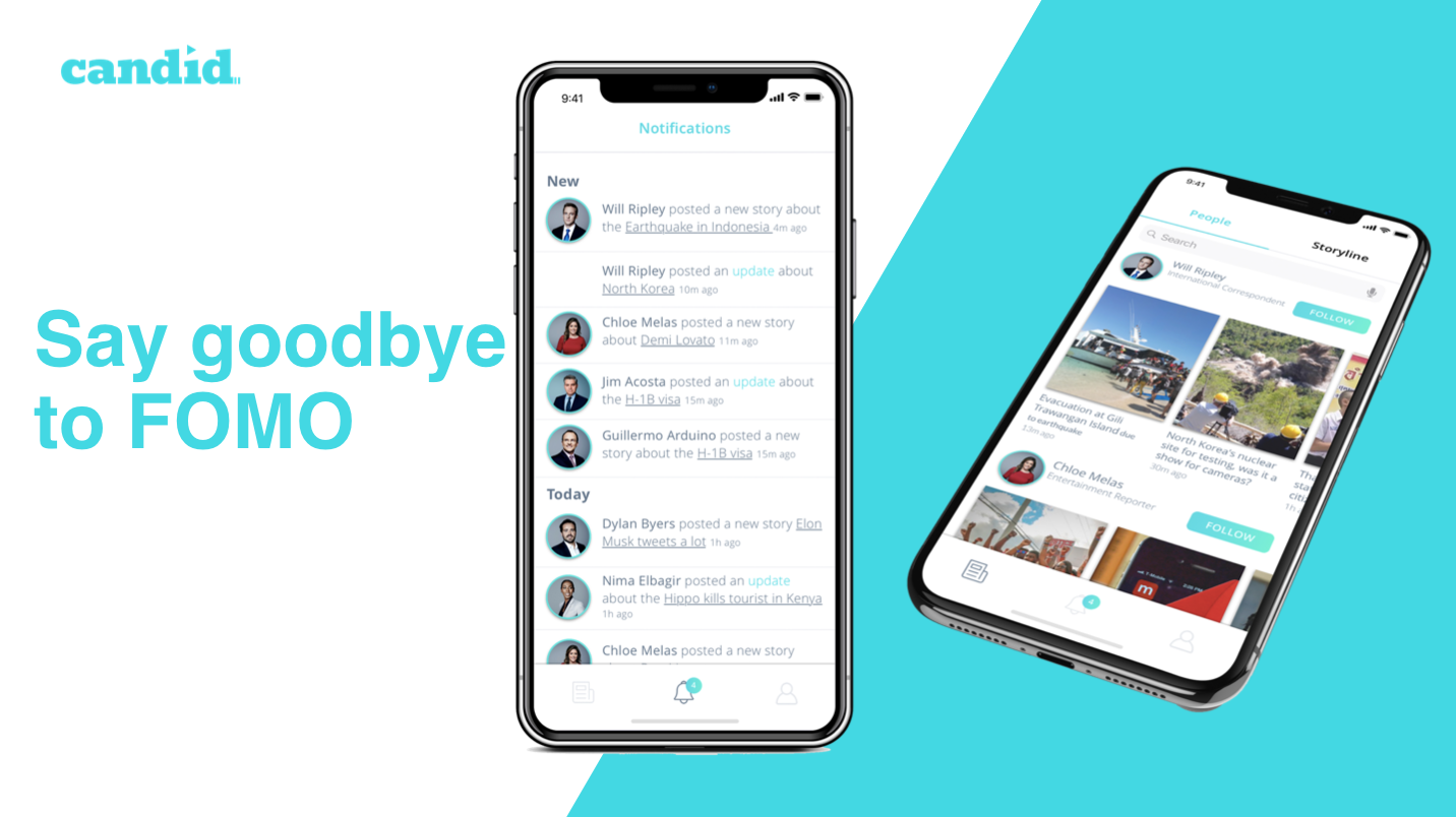 Get notified when there is an update on a story you care about, every time we get an update, you will too. Don't fall back on any storieslines anymore