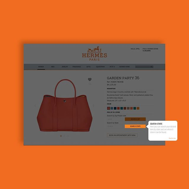 #tb to my @hermes website redesign! 5 more days to go! Who else is as exited as I am?? 100 Days of UI▪️#095: Product Tour . . . . . #dailyuichallenge #100daychallenge #uxui #design #graphicdesign #sketch #digitaldesign #interfacedesign #aiga #daily #designinspiration #colorful #typography #behance #dribble #app #appdesign #ui #icons #color #travel #virtualreality #sketch #music #hermes #luxury #fashion