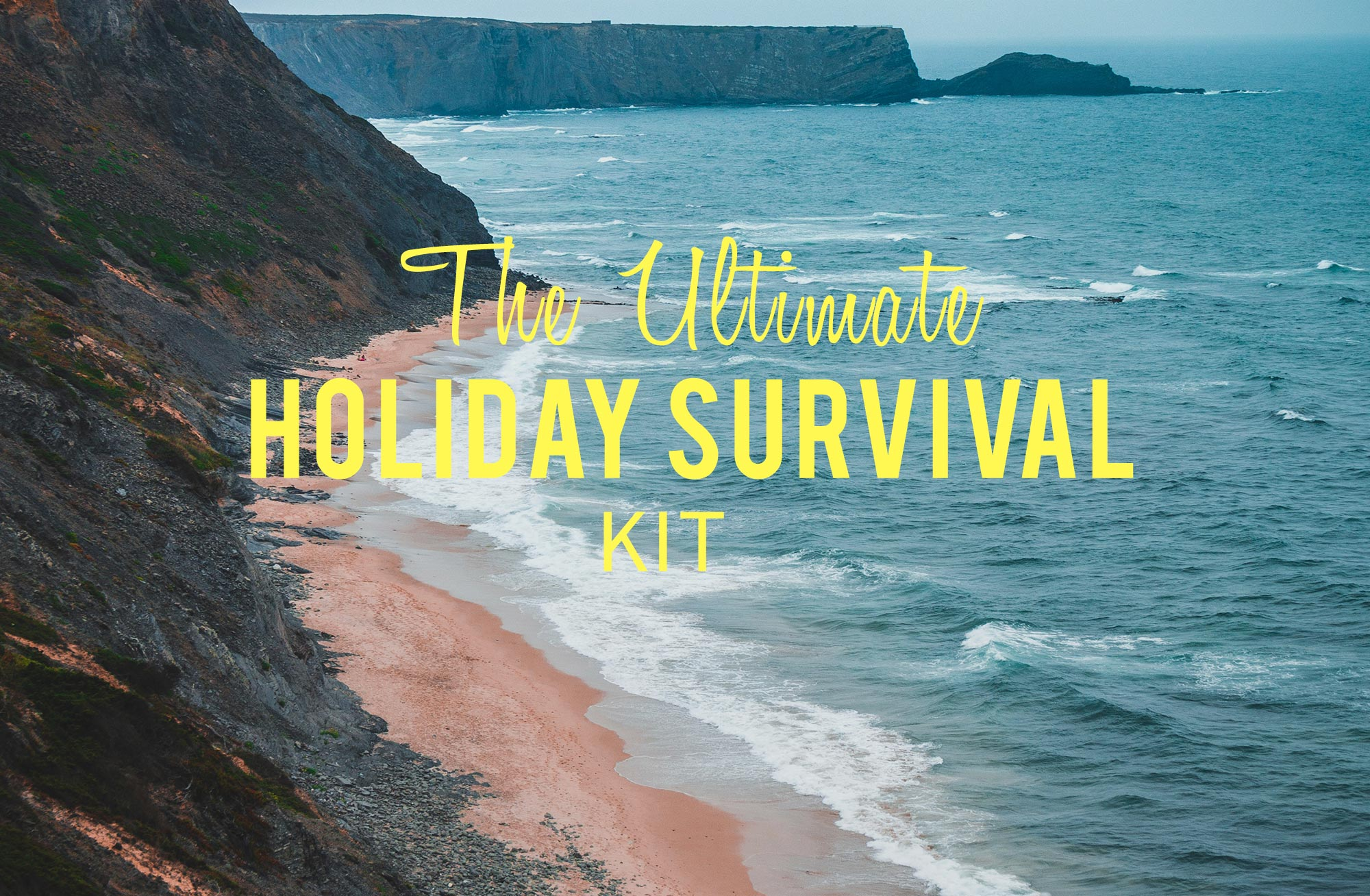 Tips for wellbeing on holiday