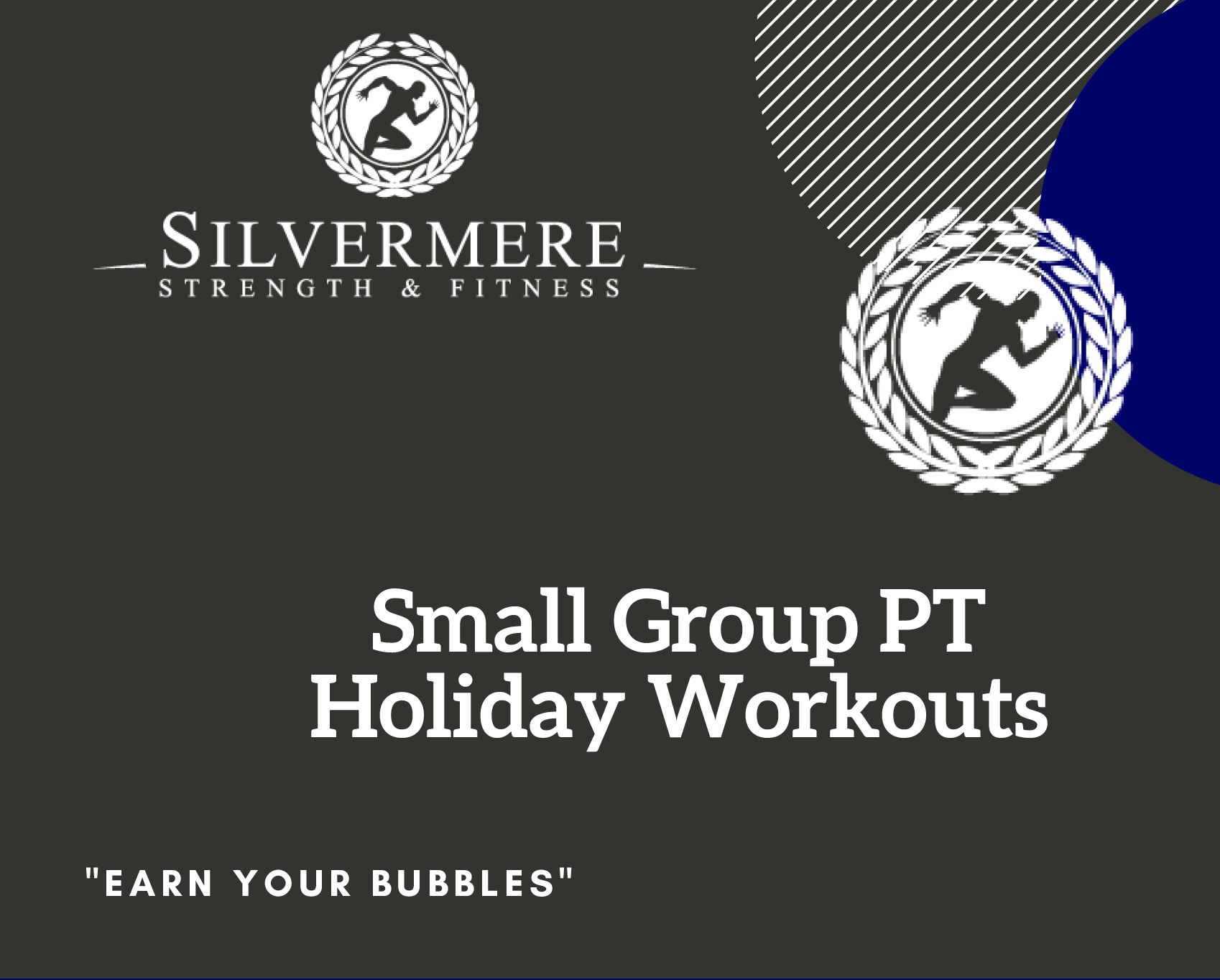 Hit below to download holiday workouts....