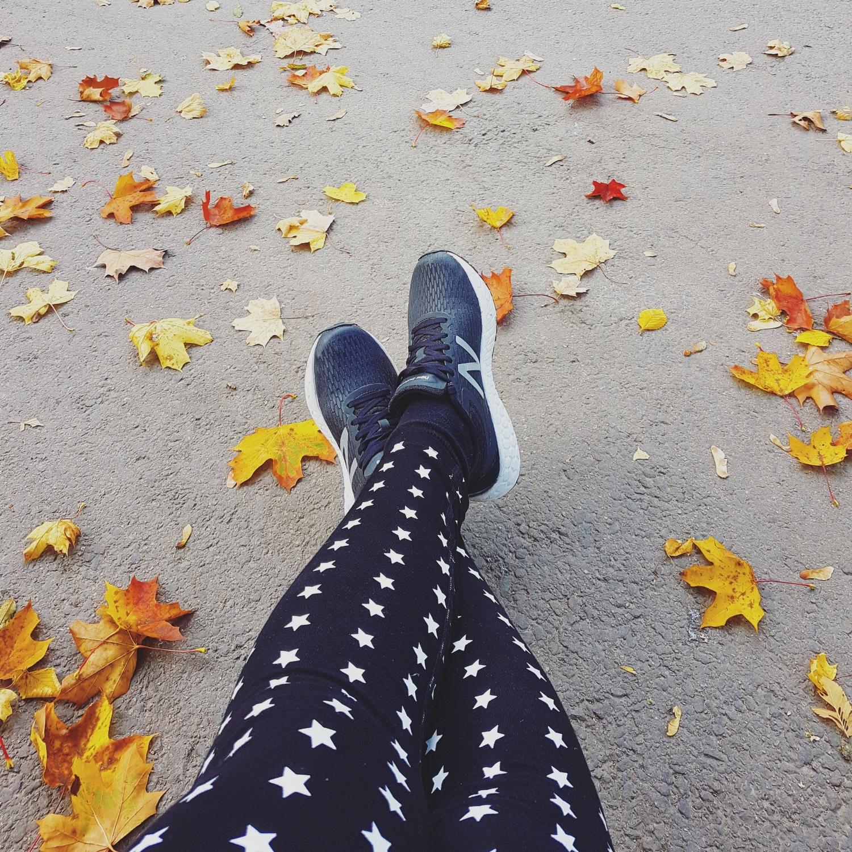 Bukse med stjerne fra Run and Relax