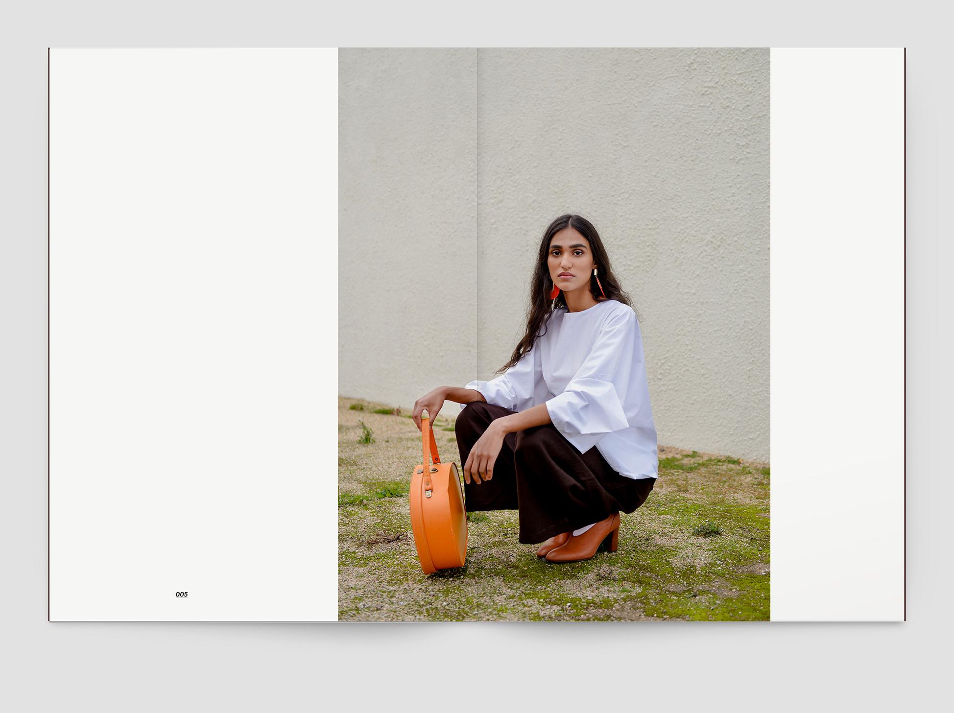 005 Flare khadi cotton shirt  005 Flare linen pant