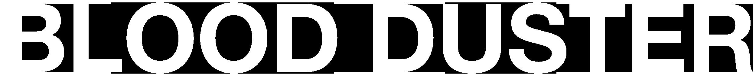 Blood Duster Logo