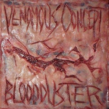 Blood Duster-Vicious Circle Split