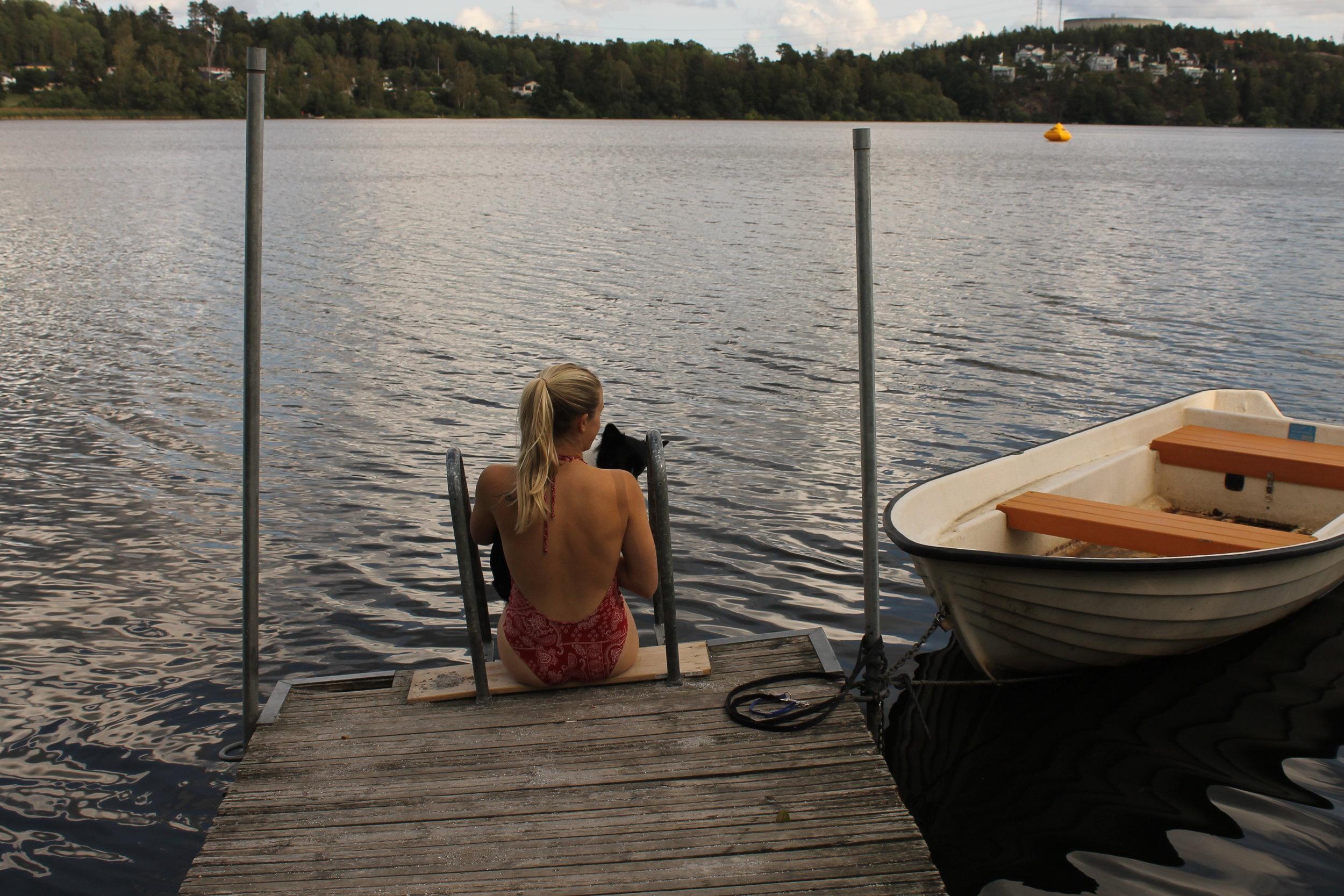 Norrivken Lake