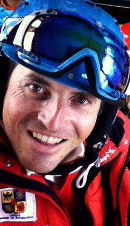 Sébastien FRANK,Ancien membre de l'équipe de France de Snowboard (3ème de la finale de la coupe du monde de SBX en 2002)