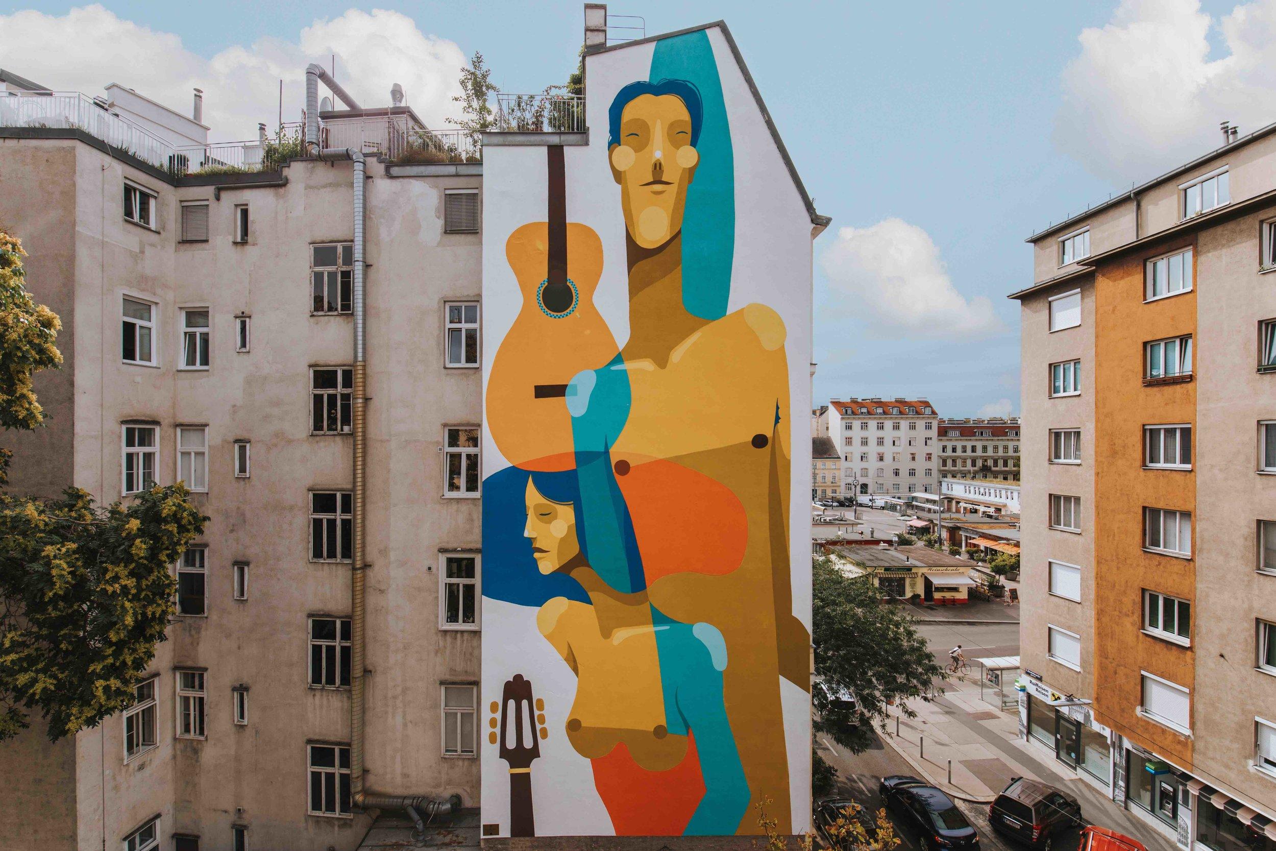 5 years of calle libre - Zësar Bahamonte, Calle Libre 2018