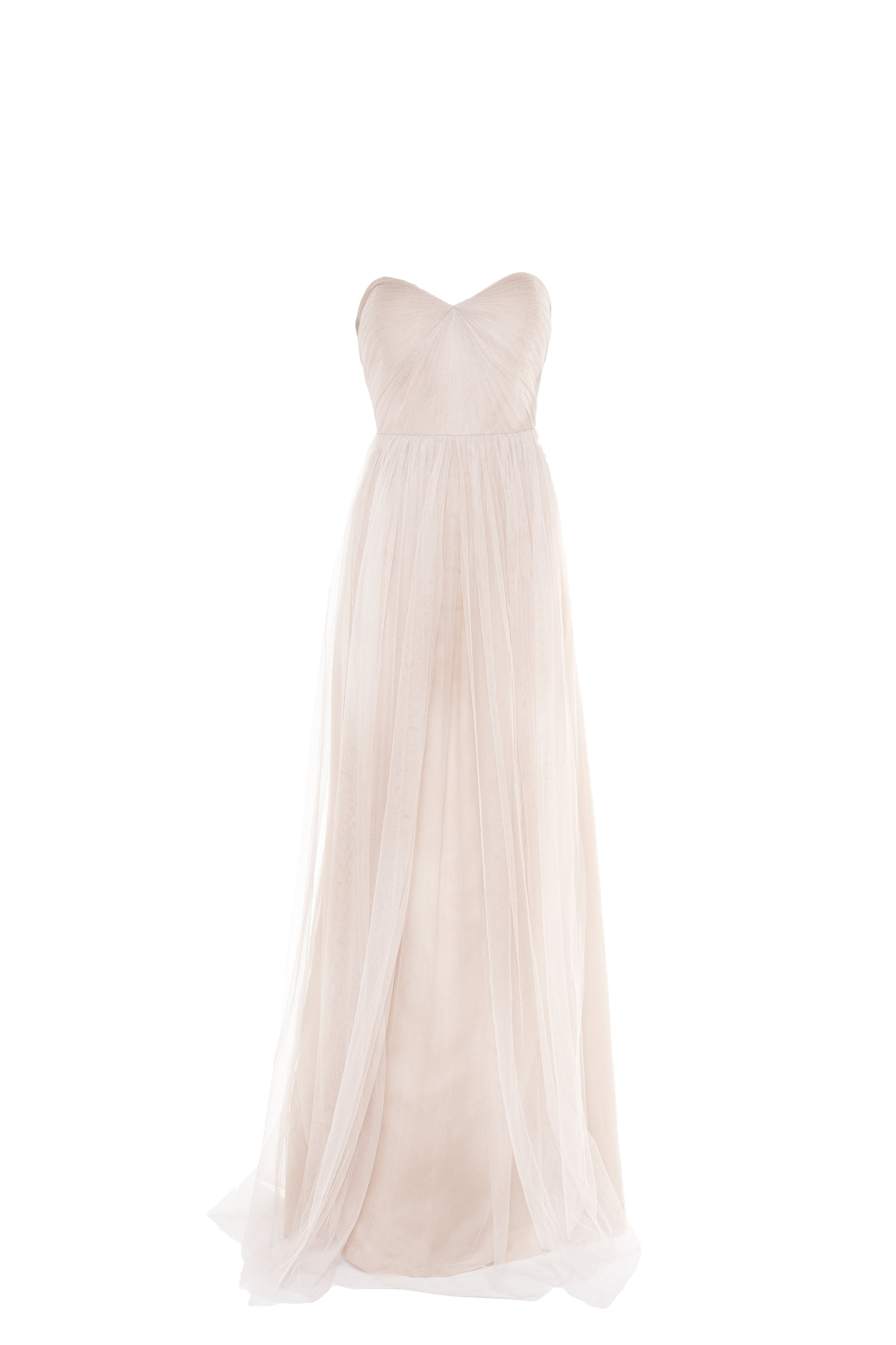 Jenny Yoo Annabelle Cameo Pink Soft Tulle