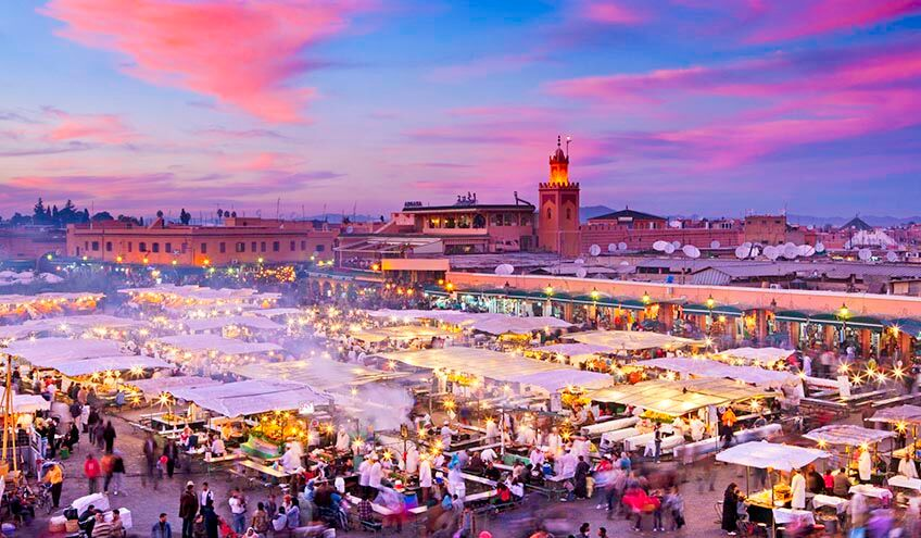 Marrakesh, Morrocco