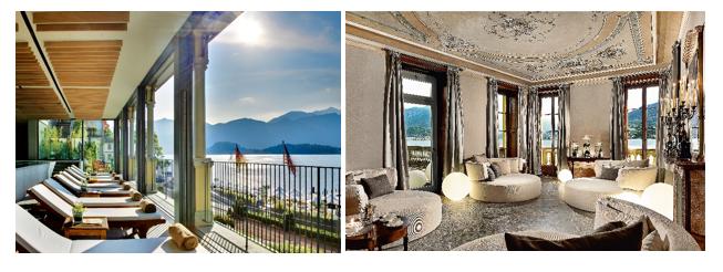 The Spa at Grand Hotel Tremezzo