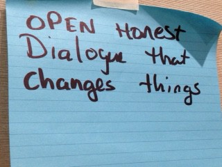 What is engagement? Photo credit: Dialogue Partners