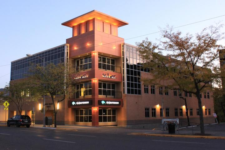 Our office in downtown Missoula.