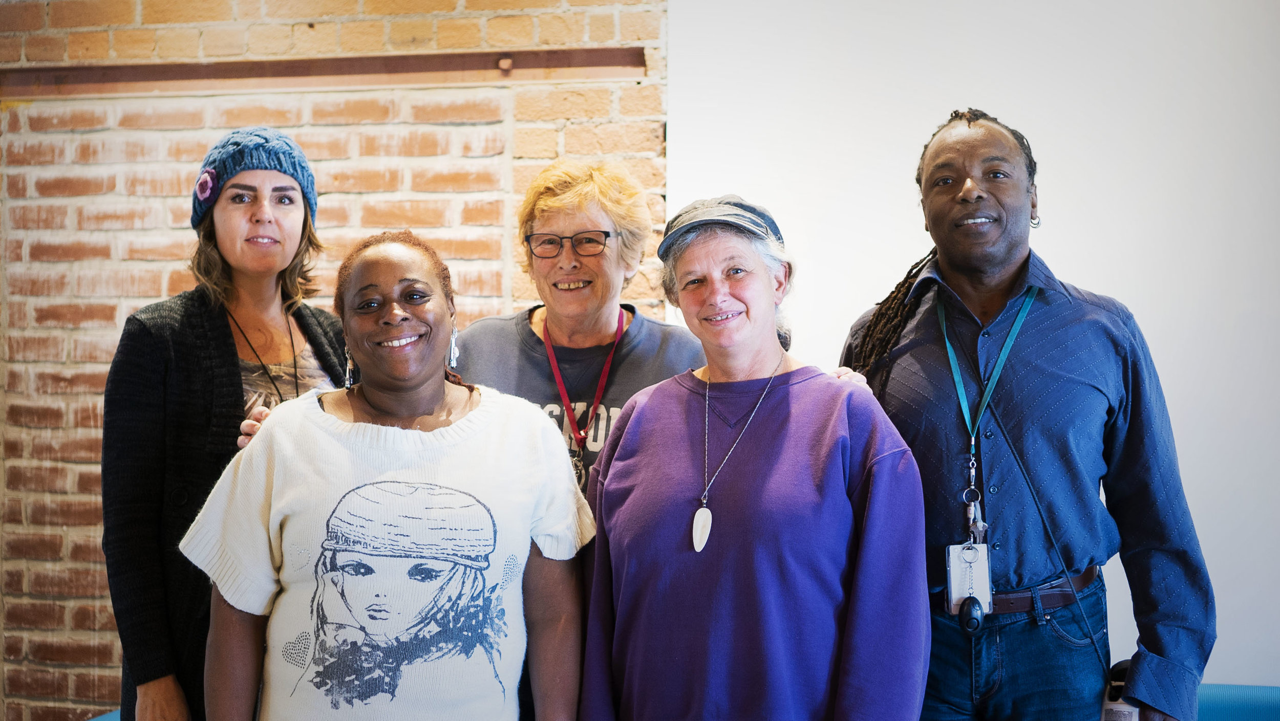 HEALTH, HOME AND COMMUNITY PROGRAM TEAM AT COTA