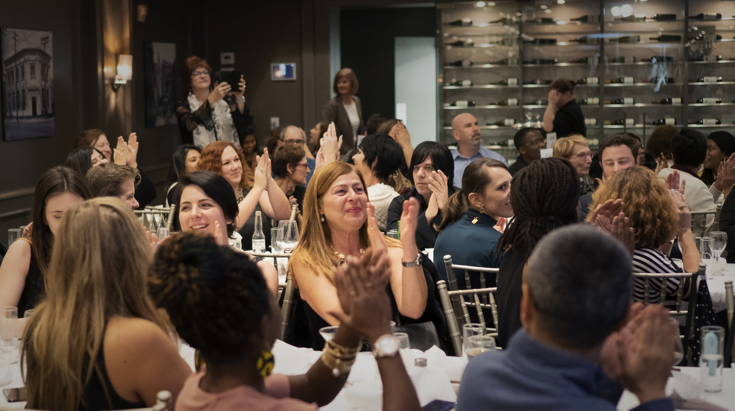 STAFF RECOGNITION AND WELLNESS ANNUAL END-OF YEAR EVENT (2018)