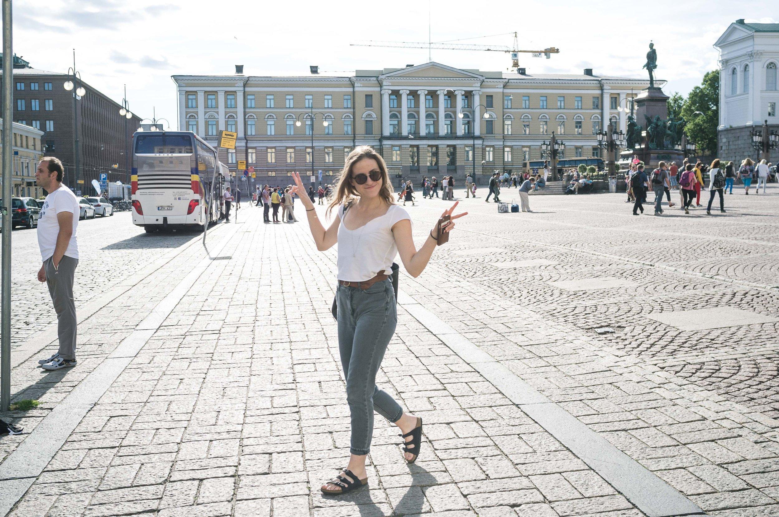 Helsinki, Finland (photo from Jeni Magana)
