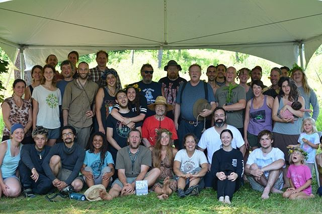 Well, that was fun. 🙂 We very much enjoyed meeting each and every one of you who came out to learn & practice ancestral skills for the weekend! And we all raised enough money for a years worth of land payments to protect forestland under the threat of development and over-harvest. 🌳 Thank you all who attended, those who taught, and those who helped along the way. May we see you all again on a new path... with the old ways... 🎶 Pc: @owleyeswilderness 😘